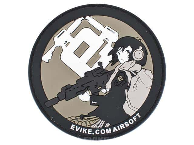anime airsoft patch