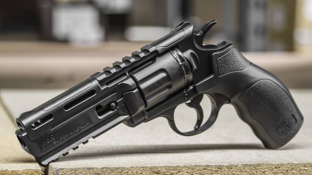 H8R revolver