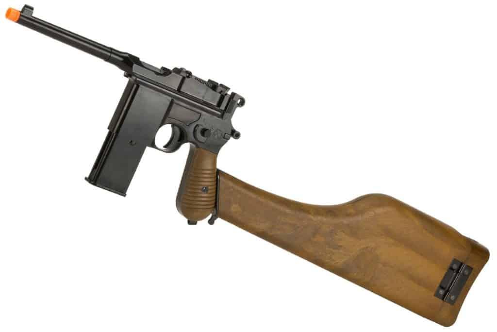 airsoft ww2 pistol