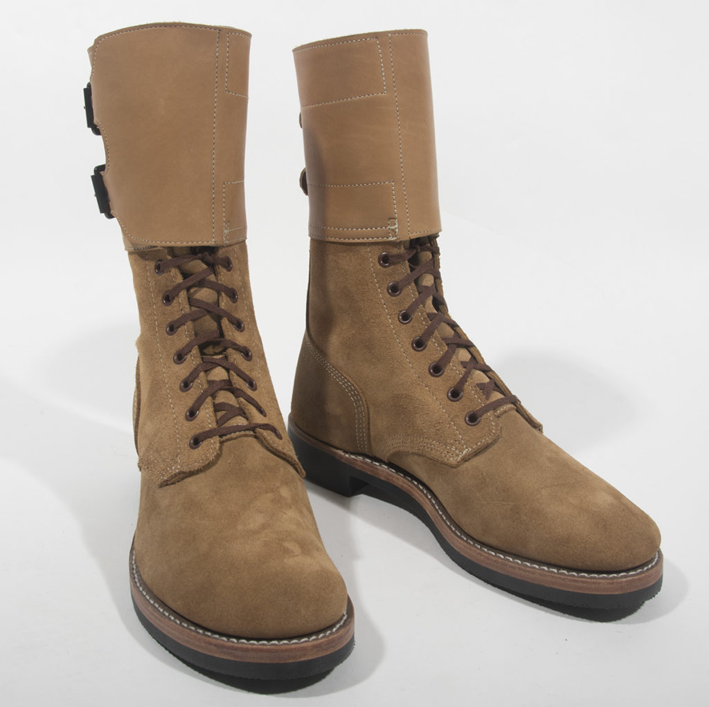 combat service boot
