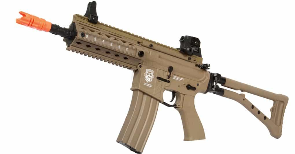 electric blowback rifle G&G GR4 100Y CQB