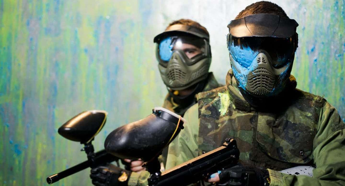 Airsoft vs Paintball (Whats The Difference?)