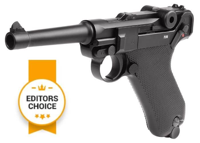 replica hand pistol