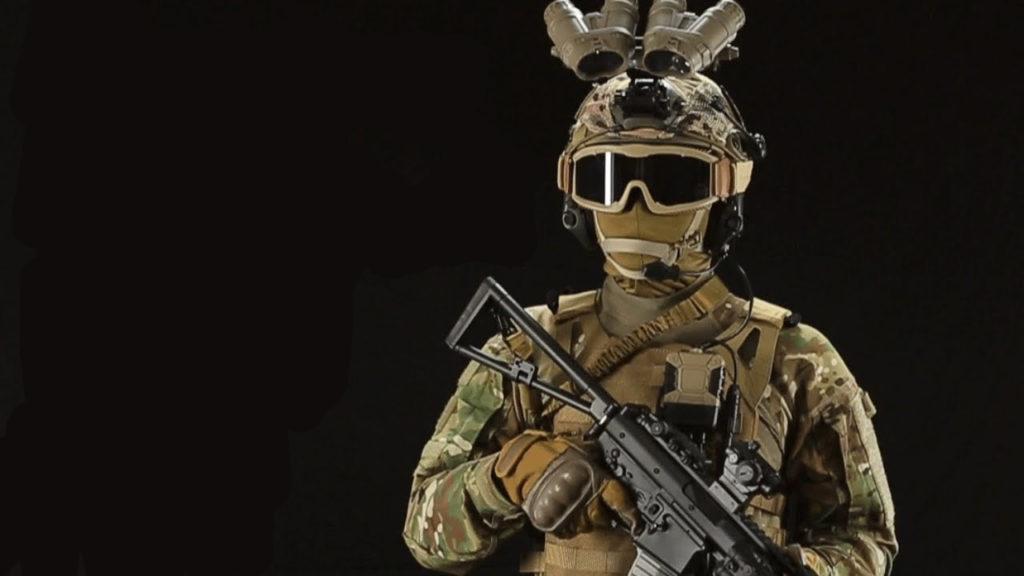 tactical vest load out