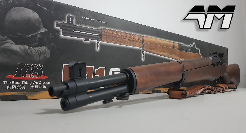 ww2 airsoft rifle