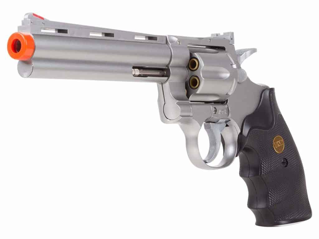 TSD airsoft revolver