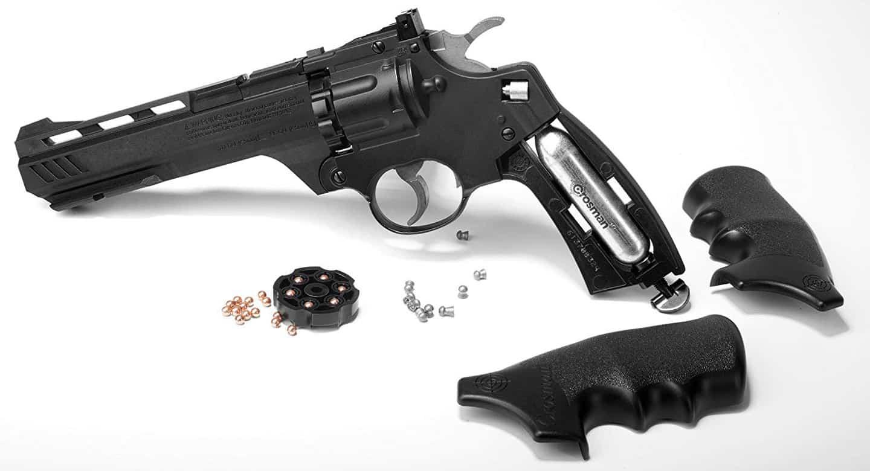 Best Airsoft Revolvers