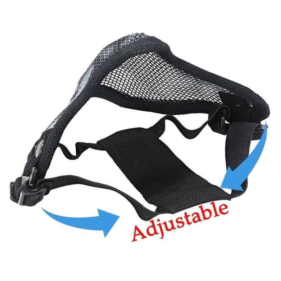 adjustable strap on goggles