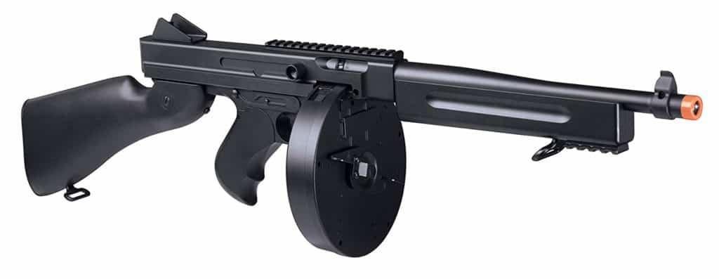 airsoft submachine gun