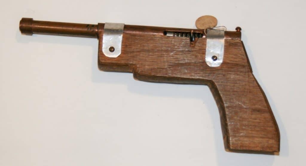 Japanese airsoft gun 1970