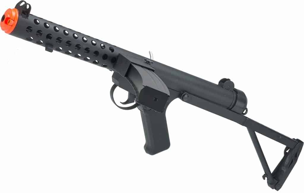 AEG sub machine gun