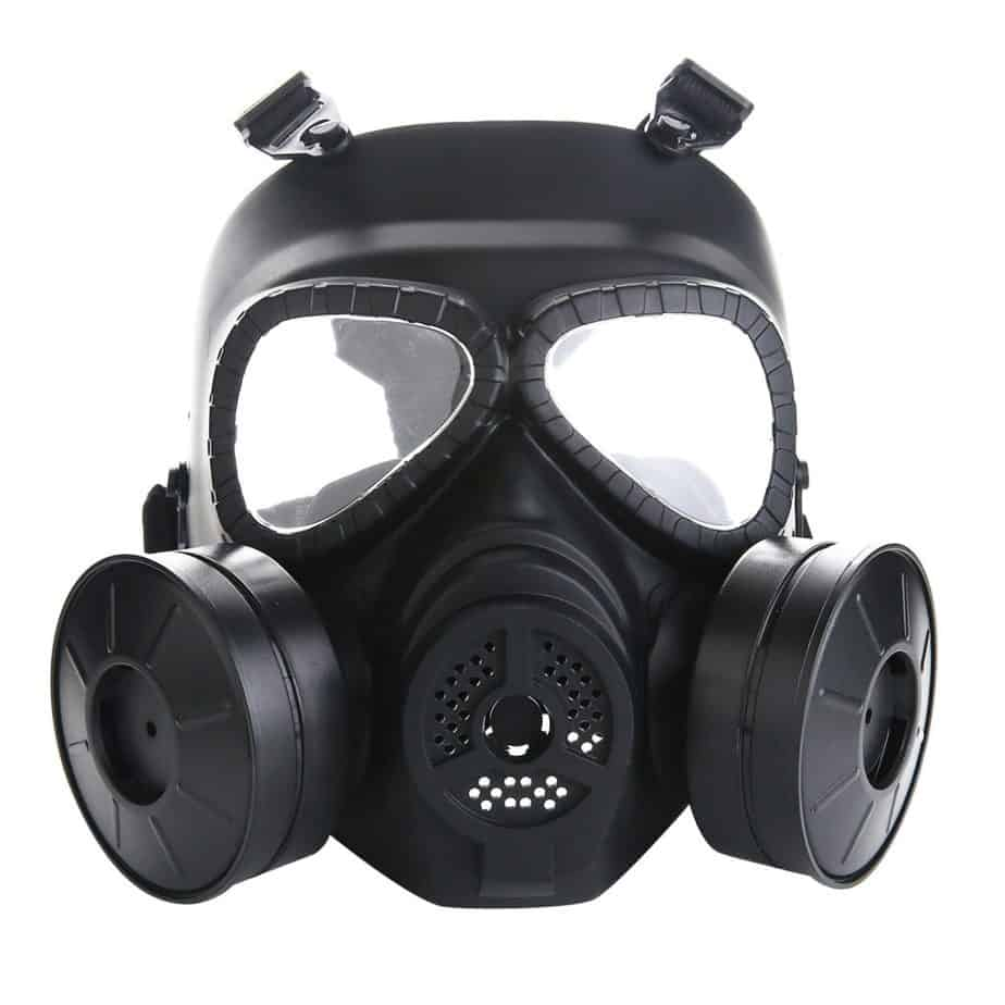 gas mask airsoft